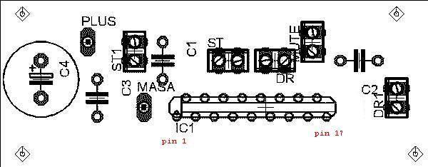 amplificatoare audio cu circuite integrate